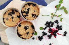 Blåbærmuffins 💙🍁🍂 #nutritusmat