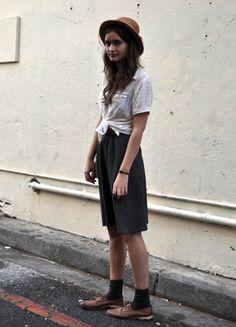 Parisian look - émoi émoi