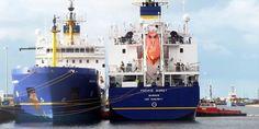 MadalBo: Dos barcos navegan de Japón a Estados Unidos en mi...