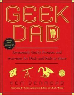 Geek Dad Books