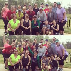 They did it! Six weeks of hard work & training... And tomorrow is when it all pays off! You guys have done such a great job! You've put in the work you've put in the miles and now is the time to turn on your beast mode & run your hearts out at the Marti Estes 5K! It has been an honor and privilege (once again) to be a part of this race AND to train you. See ya at the start line! #me5k #runnerstraining #fitavenue #letsdothis #beastmode by taymruss