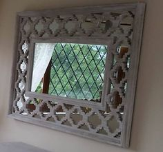 #glam #mirror #sparkles #decor #malibu