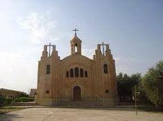 Mar Georgis Church, in Mosul