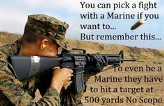 In my Marines case, blind in both eyes with pink eye.....