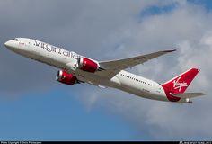 G-VOOH Virgin Atlantic Airways Boeing 787-9 Dreamliner