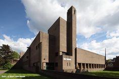 Dr. H. Bavinckschool Bosdrift 21 Hilversum, Dudok