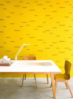 Submaterial Unveils the New Acoustic Surfaces Collection - Design Milk