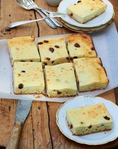 Egal ob mit Hefe- oder Quark-Öl-Teig: Fränkischer Käseplootz ist eine himmlische Kuchenspezialität!