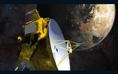 Este es el combustible que la NASA precisa para salir del Sistema solar Por lo general las naves se alimentan de energía solar, pero en las misiones a larga distancia esto deja de ser conveniente