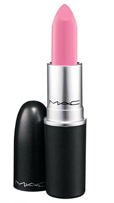 "If I had to choose only 1 pink lipstick to wear for the rest of my life it would be ""Snob"" by MAC"