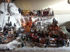 Gedeelte kersttafel