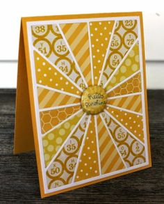 Find Joy in your Creative Journey...Everyday!: Monochromatic Card: LBH Fan Blog Fishbowl Challeng...