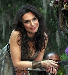 50th Birthday on 8 January 2015 MICHELLE FORBES American actress.