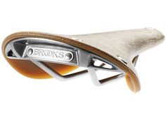 Cambium C17 S Ladies Ltd Ed | Brooks (the first non-leather Brooks saddle, designed to have no break-in period)