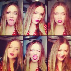 Most Entertaining Kardashian Selfies 2013