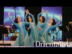 Parvaz på Eldfesten 2016 - klassisk persisk dans - YouTube
