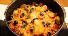 A partager et à picorer à l'apéro...  LA RECETTE : http://www.750g.com/nachos-r200764.htm