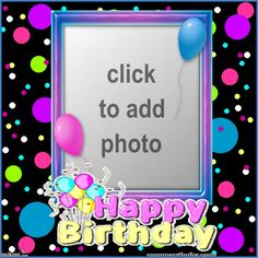 new happy birthday wishes quotes pictures collection Birthday Wishes With Photo, Happy Birthday Greetings Friends, Birthday Photo Frame, Happy Birthday Frame, Happy Birthday Card Design, Happy Birthday Wishes Images, Happy Birthday Celebration, Happy Birthday Pictures, Birthday Wishes Quotes