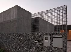 awesome exterior wall Byoung Soo Cho architects