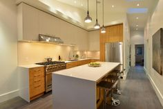 Main Street Duplex - contemporary - kitchen - vancouver - Natural Balance Home Builders