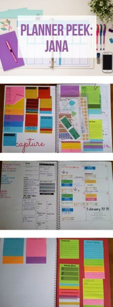 DIY Planner  Printables for staying organized