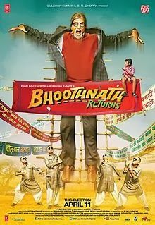 Bhoothnath Returns (2014) Hindi Movie Reviews from 31 critics. Complete cast,Plot Synopsis,Release Dates,News,Images,Posters,Trailers,Videos,Wiki, Reviews From CNN IBN,Rajeev Masand,Times of India,Bollywood Hungama,Taran Adarsh,Anupama Chopra,Hindustan Times,Koimoi,DNA,Daily Bhaskar,Mayank Shekar,Tushar Joshi,First Post,Glamsham,Now Running,Deccan Chronicle,Khaled Mohamed,Rediff,NDTV,Saibal Chatterjee,Zee News,Indian Express,Shubhra Gupta,Mumbai Mirror,India Today