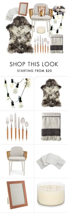 """""""greybrown"""" by dodo85 on Polyvore featuring Garden Trading, Holly's House, Quarry, Ethimo, Thirstystone, Addison Ross, D.L. & Co. and iittala"""