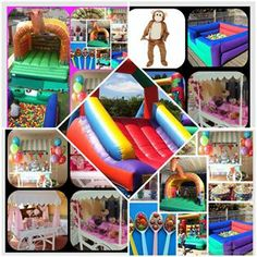 While your special day or event is on going and to help with the watch over the little ones who may be attending, may we suggest the use of one of our bouncy castles to keep the children happy and entertained.  These bouncy castles will provide hours of fun for the children