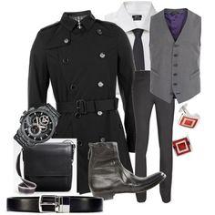 The Gentleman, created by achibella