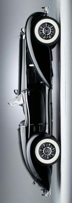 1939 Mercedes 540k