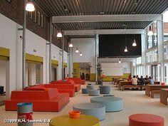 PCC College Alkmaar / Nordwestzes Architects, Rick Smeenk carpenter