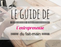 à lire, guide entrepreneuse Web Business, Business Marketing, Online Business, Organization Bullet Journal, Guide, Ecommerce, Work Hard, Boutique, Coaching