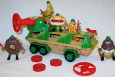Failed Toy Lines From The 1980s - Neatorama