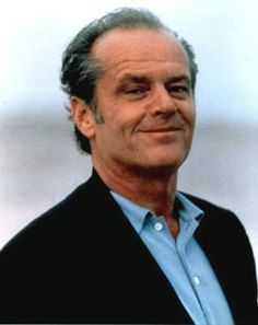 I used to think that one of the great signs of security was the ability to just walk away.   --Jack Nicholson