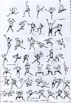Anatomy Drawing Tutorial A selection of gesture drawings produced to help me plan out my game animation work. Stick Figure Drawing, Human Figure Drawing, Gesture Drawing, Drawing Poses, Anatomy Drawing, Woman Drawing, Body Reference Drawing, Art Reference Poses, Cool Art Drawings