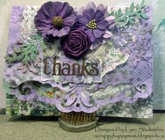 BoBunny: Enchanted Garden Cards