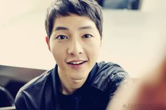 Too Cute Song Joong Ki Jams For Kolon Sport's #LOVEYOURFOOT Campaign | Couch Kimchi