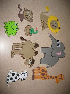 Plans for toddler story times and other library programming. Flannel Board Stories, Felt Board Stories, Felt Stories, Flannel Boards, Zoo Activities, Sequencing Activities, Zoo Preschool, Zoo Animal Crafts, Birthday Bulletin Boards