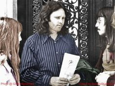 Jim Morrison. Last days in Paris.