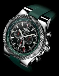 Breitling For Bentley GMT Chronograph Watch Limited Edition