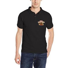 MAKO Thanks Giving Day Poster POLO T Shirts For Man Black ** Find out @