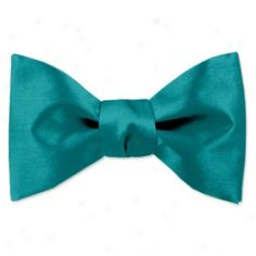 Teal Bowtie for the groomsmen
