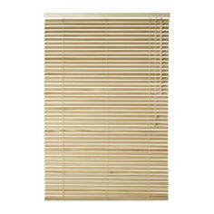 LINDMON  Venetian blind, natural  £35.99