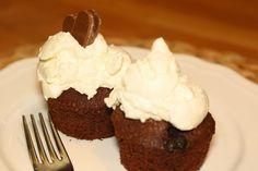 U nás na kopečku: ....cupcakes...