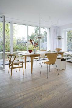 Essbereich : Skandinavische Esszimmer von Bohn Architekten