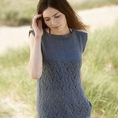 Talland Tee by Sonja Bargielowska -  - Downloadable Knitting Pattern - Blacker Designs