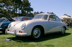 Porsche 356 at the Monterey Car Week #montereycarweek