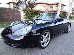 2000 Porsche 911 2 Dr Carrera Convertible - $16450