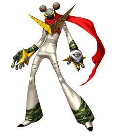 Persona 4 Arena - Jiraiya Persona