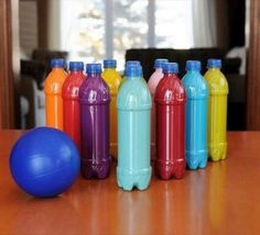 turning recyclables into toys (best for 3-5 yr olds)